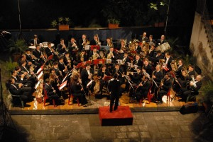 Etna Wind Orchestra, 120915