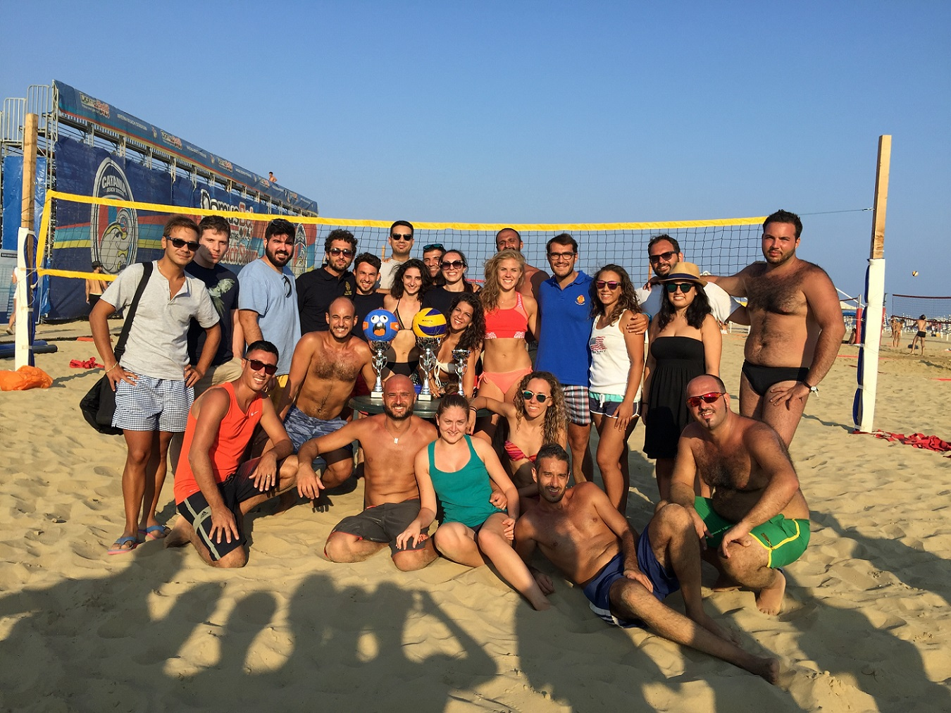 Leo Beach Volley Quarta Edizione