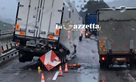 incidente A19 - 8 marzo